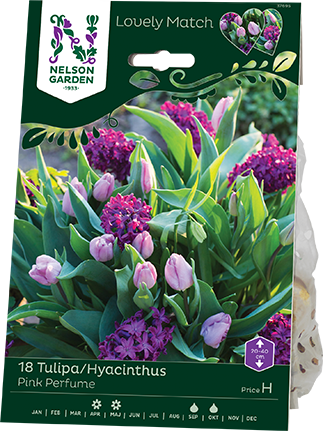 Tulp/Hyac Lovely Match Pink Perfume
